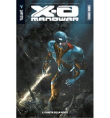 X-O MANOWAR volume 3 ed. star comics