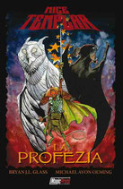 MICE TEMPLAR volume 1 ed. Magic Press