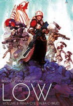 LOW volume 2 ed. star comics