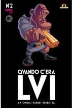QUANDO C'ERA LVI volume 2 ed. Shockdom