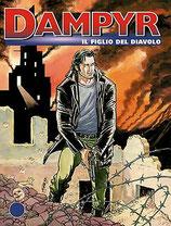 Dampyr serie completa da 1 a 187 + speciali da 1 a 6 + maxi n. 7 + speciale Rimini Comix Sergio Bonelli editore