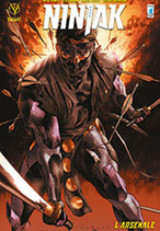 NINJAK volume 1 ed. Star Comics