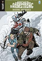 ARCHER & ARMSTRONG volume 5 ed. star comics
