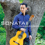 【CD】益田正洋〈ソナタ 2 SONATAⅡ〉