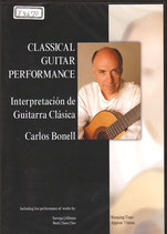 Classical Guitar Performance【DVD】