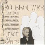 CD レオ・ブローウェル「Guitarrista」最新盤