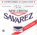 1、2、3弦ニュークリスタル白 4、5、6弦カンティーガノーマル