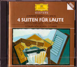 4 Suiten Für Laute - Göran Söllscher(セルシェル)(送料164円)