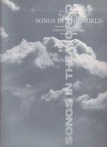 現代ギター社:世界の歌/中川信隆・編(楽譜)