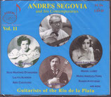 セゴビアと同時代人(Andres Segovia and his Contemporaries Vol.11)