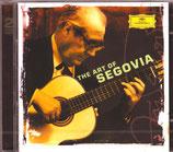 The Art of SEGOVIA(セゴビアの芸術)