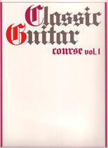 ヤマハ:クラシックギターコース1