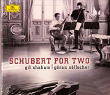 SCHUBERT FOR TWO - Göran Söllscher(セルシェル)(送料164円)