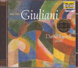 Music of Giuliani(D.ラッセル)
