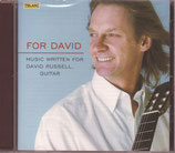 Music written for Davis Russell(D.ラッセル)