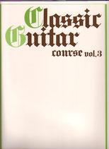 ヤマハ:クラシックギターコース3(改訂版)