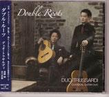 【CD】デュオ・トラサルディ(遠藤峻・谷川英勢)「ダブル・ルーツ」