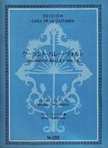 クーラント・バレー・ヴォルト(ギタルラピース)
