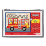 PUZZLE Feuerwehr, 12 Teile - mudpuppy
