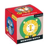 MEMORY geometrische Tiere - mudpuppy