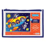 PUZZLE Weltraum, 12 Teile - mudpuppy