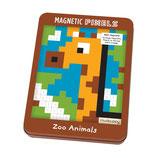 MAGNETIC PIXEL - Zoo Animals