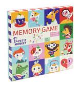 MEMORY, 72-teilig - Petit Monkey
