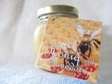 Honig mit Sanddorn ( Fruchtaufstrich )