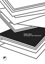 BP 001 Hans Thill: Ratgeber für Zeugleute. Gedichte