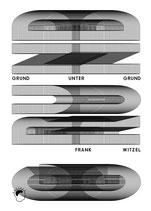 BP 015: Frank Witzel - Grund unter Grund. Gedichte & Comic