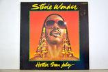 Wonder, Stevie - Hotter Than July - 1980