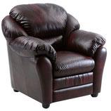 Чистка КОЖАНОГО кресла
