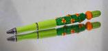 Drehkugelschreiber grün