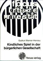 Werner-Hervieu, Kindliches Spiel in der bürgerlichen Gesellschaft