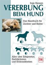 Hansen Inge, Vererbung beim Hund