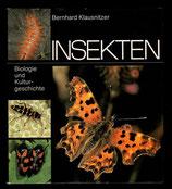Klausnitzer Bernhard, Insekten