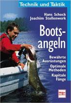 Schock Hans-Hermann, Bootsangeln  (antiquarisch)
