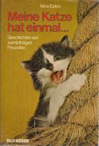 Epton Nina Consuelo, Meine Katze hat einmal... - Geschichten von samtpfotigen Freunden (antiquarisch)