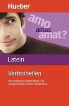 Strehl Linda, Verbtabellen Latein - Die wichtigsten regelmäßigen und unregelmäßigen Verben im Überblick (antiquarisch)