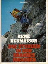 Desmaison René, 342 Stunden in den Grandes Jorasses