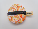 Mini-Tasche Birds Orange-Yellow