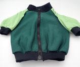 Babyjacke Green