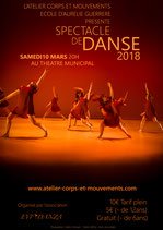 Spectacle de Danse 2018
