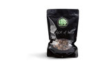 40 Stk. Pkg. HFB Leergehäuse plus Achatschneckenfleisch oder Schneckenfleisch in Hanfsamen oder Zuckmückenlarven in der Dose