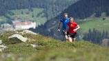 Trailrunning-Woche zwischen Rheinquelle und Ruinaulta