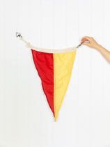 Signal Flag No. 7  #1508