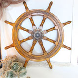 Yellow Ships Wheel #7139