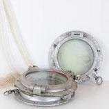 Round Alloy Porthole 45cm