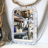 Porthole Mirror Rectangle #4336