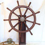 Ships Wheel on Stand #5005